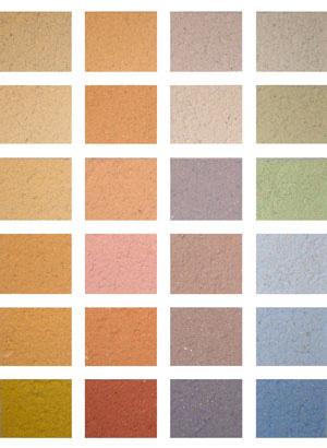 Rendering Colours Posh Rendering